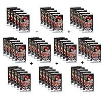Topps 2018 Series 1 Baseball 50 Factory Sealed Foil Packs - 250 Cards Total (UNOPENED)