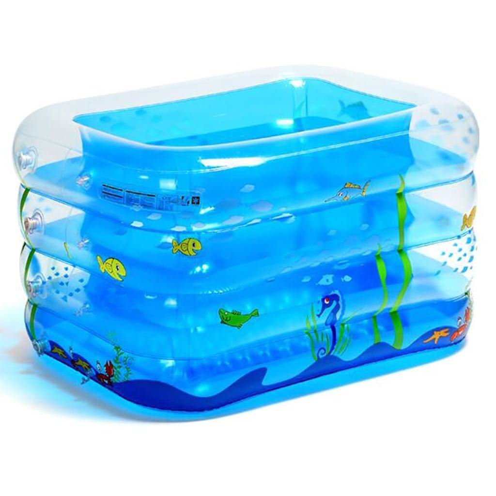 Baby-Pool Gas-Isolierung Säugling Jungen Baby Schwimmen Fässer Home Bad Barrel Neugeborenen Wanne