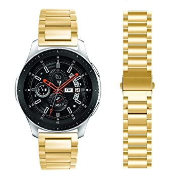 Miimall - Correa de Reloj para Samsung Gear S3 Frontier/Classic ...