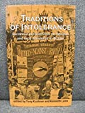 img - for Traditions of Intolerance: Historical Perspectives on Fascism and Race Discourse in Britain book / textbook / text book