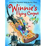 Winnie's Flying Carpet Paperback with Audio CD