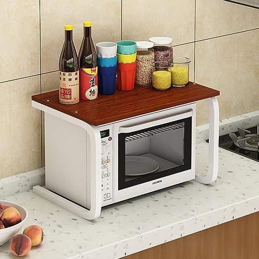 Estante de almacenamiento de cocina Estante para horno de ...