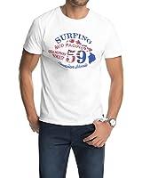 ESPRIT Herren T-Shirt mit Artwork