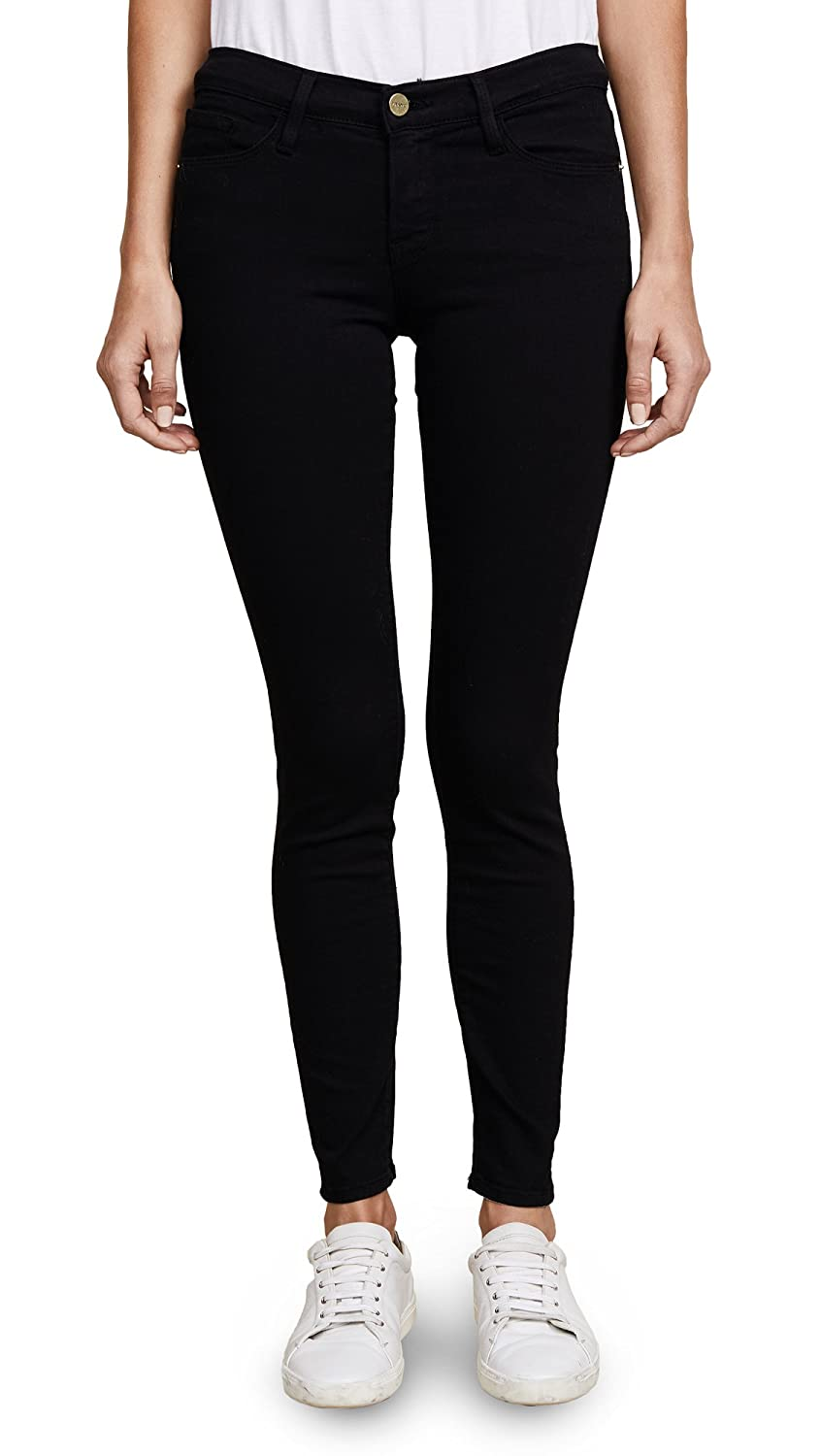 FRAME Womens Le Color Skinny Jeans