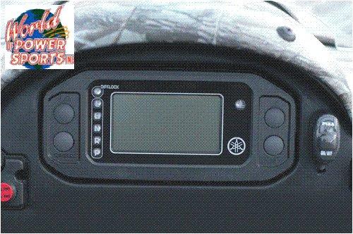 RHINO DIGITAL SPEEDOMETER ODOMETER METER product image