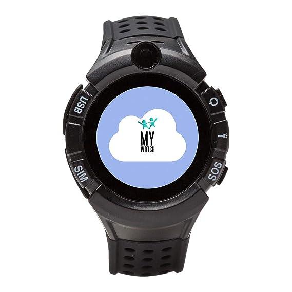 Reloj Niño GPS - Smartwatch Localizador GPS - Compatible iOS/Android - Reloj Inteligente para Niños
