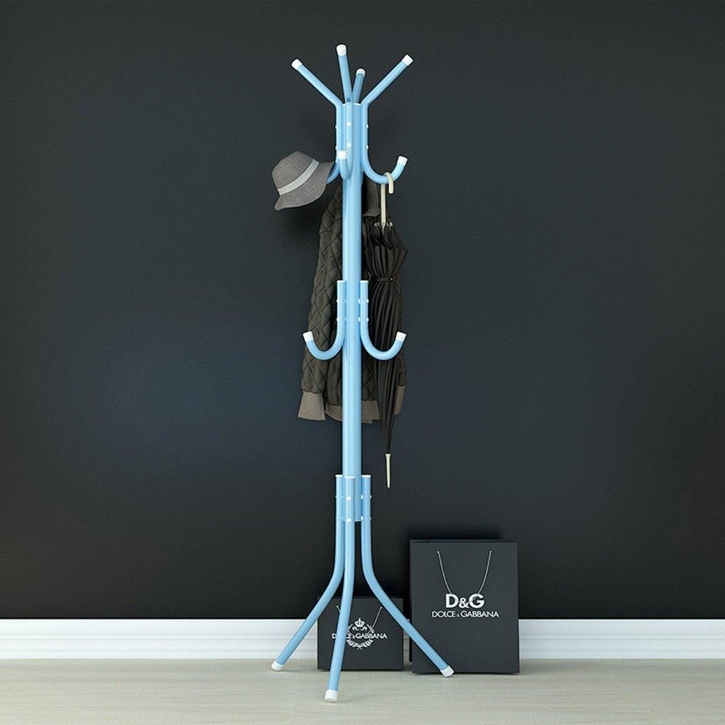 立っているハンガー 立っているエントリーウェートコートラックコートツリーハットハンガージャケットのためのフック傘ベースの金属製のスタンド ラック ( 色 : B , サイズ さいず : 175*45*45cm ) B07BPFG4D2 175*45*45cm|B B 175*45*45cm