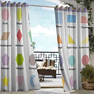 Amazon.com: Outdoor Privacy Curtain for Pergola