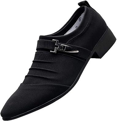 YOCheerful Mens Work wear Shoes Men