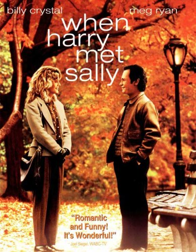 When Harry Met Sally 11x17 Movie Poster (When Harry Met Sally Poster)
