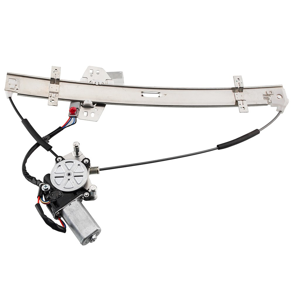 Front Left Driver Side Power Window Lift Regulator with Motor Assembly Replacement for Honda Odyssey