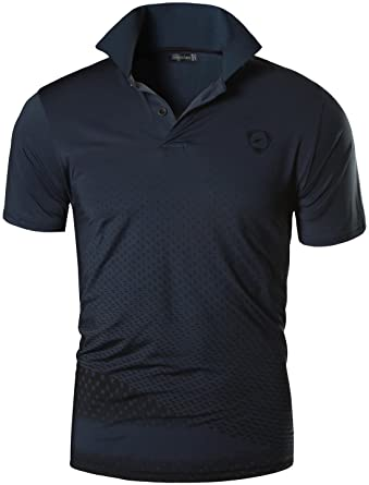 jeansian Hombres Deportes Polo Shirt Poloshirt tee T-Shirt Tshirts ...