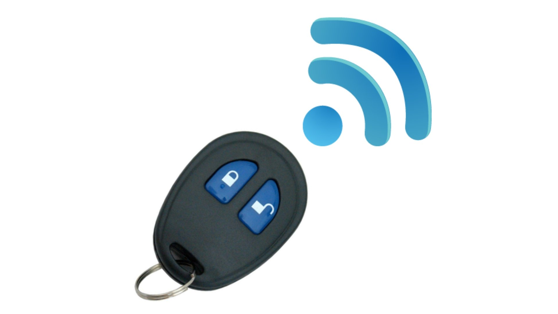 TOLEDO Remote For Electronic Lock