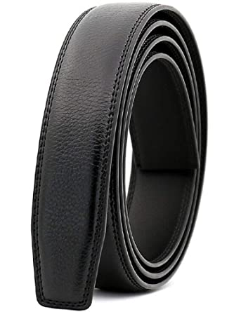 Belt Men/'s Ratchet Belt Straps Waistband Automatic Waist Belt Without Buckle