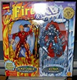 Marvel Fire & Ice 'Human Torch & Iceman'
