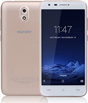 HAFURY Cubot Mix 3 G WCDMA Android 7 Smartphone 5.0 Pulgadas, Quad ...
