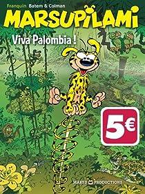 Marsupilami, tome 20 : Viva Palombia ! par Colman