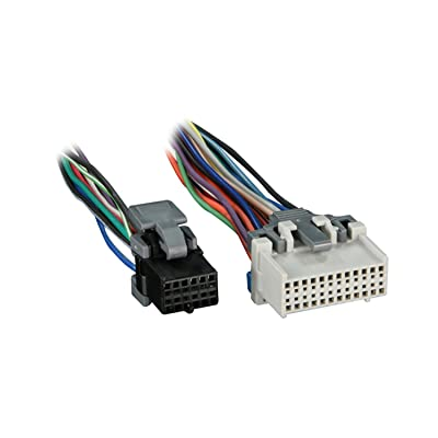 Metra TurboWires 71-2003-1 Wiring Harness: Car Electronics