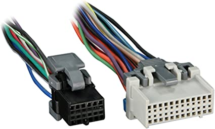 Amazon.com: Metra TurboWires 71-2003-1 Wiring Harness: Car ElectronicsAmazon.com