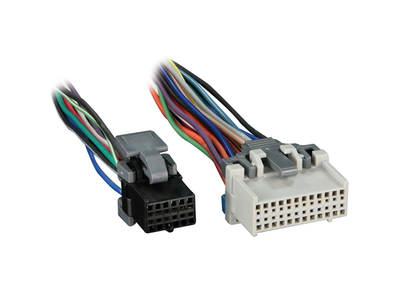 Metra Turbowires 71 2003 1 Wiring Harness Car Electronics Pontiac Ebay