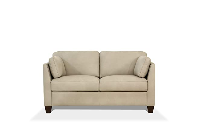 Amazon.com: Acme Furniture Matias Loveseat, Madera Espuma ...