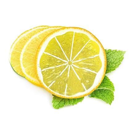 yonger lemon slice 5 pack fake food