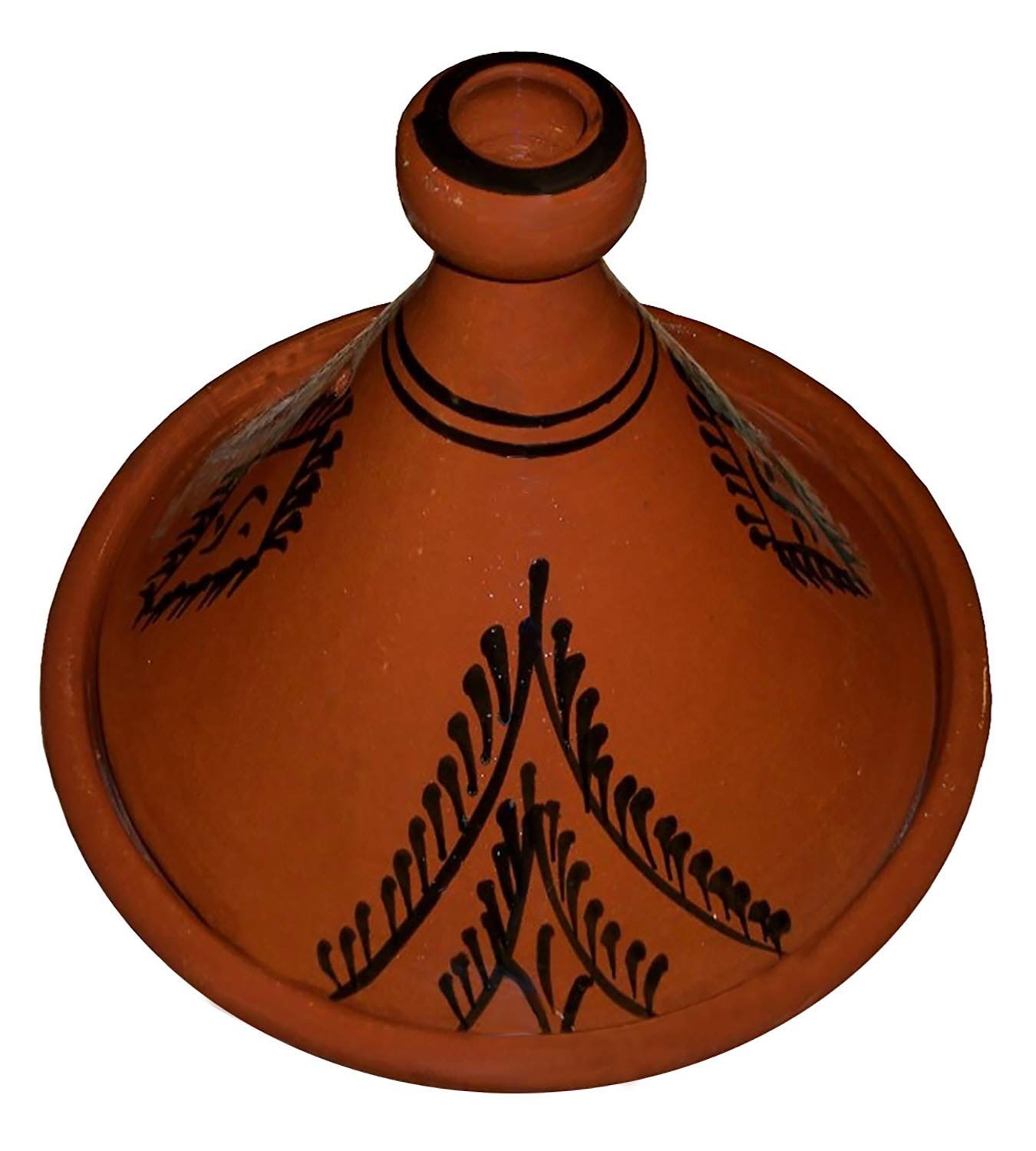 Moroccan Cooking Tagine Red by Cooking Tagines