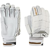 Puma, Cricket, Evo 3 Special Edition Batting Gloves, White, Right Hand (YOUTH)