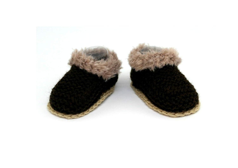 Botines de bebé, Zapatillas de niño, Botines de crochet, Botas de invierno, Botas de piel, Botines tejidos a mano, Zapatos de cuna, Botines de piel, ...