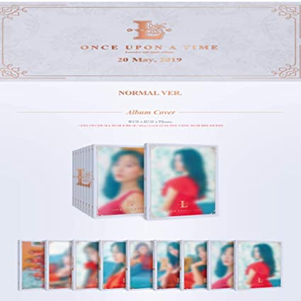 Amazon.com: LOVELYZ - Álbum de fotos con texto