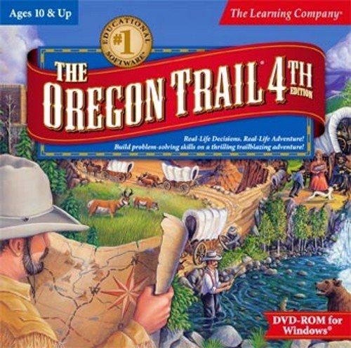 OREGON TRAIL 4TH EDITION (The Oregon Trail Pc Game)