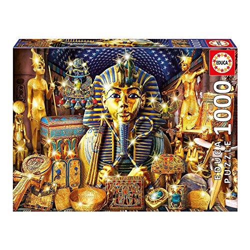 Educa Children's 1000 Treasures of Egypt - Puzzles Egypt Ancient