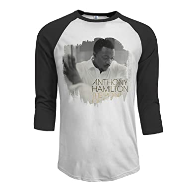 Pimkly Camisetas y Tops, Polos y Camisas Hombres Anthony Hamilton ...