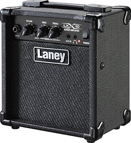 Laney LX10B - Amplificador, 10 W Laney - Headstock LAN-LX10B