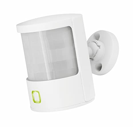 Trust Smart Home 71170 Sensor de Movimiento Inalámbrico, Blanco