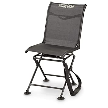 Amazon.com : Guide Gear 360 Degree Swivel Hunting Blind Chair ...