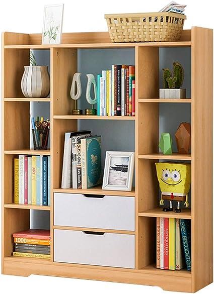 Bookcases Estanterías de Escritorio, estantes y estantes ...