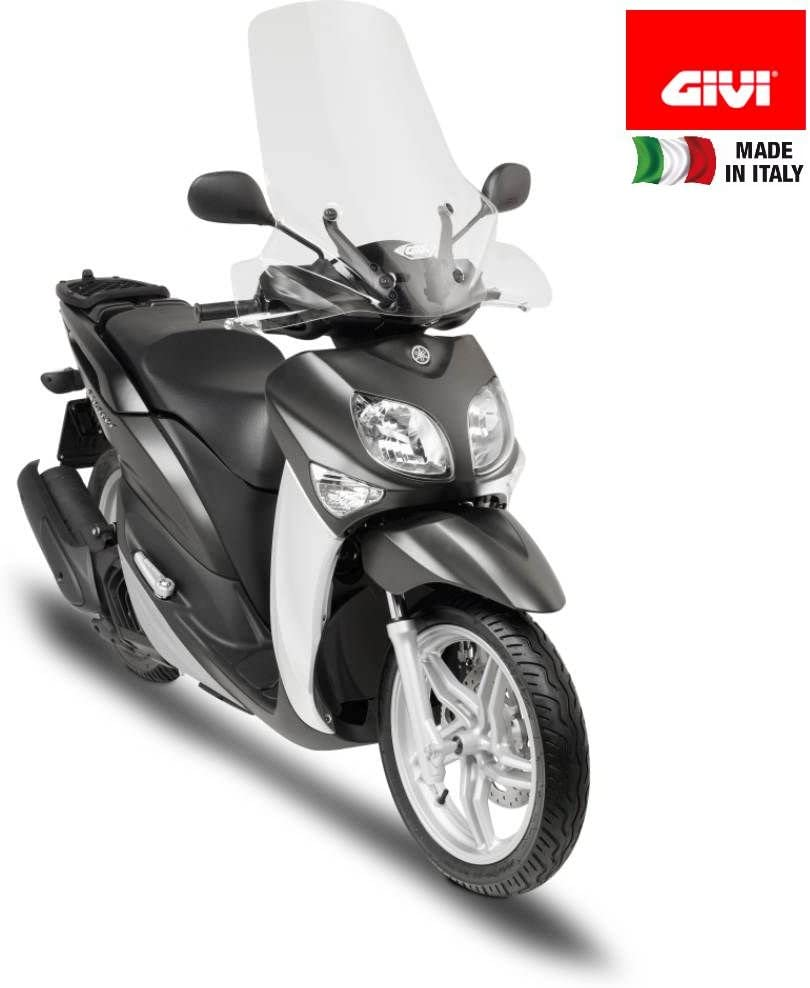 Parabrezza Yamaha Xenter 125 150 Auto