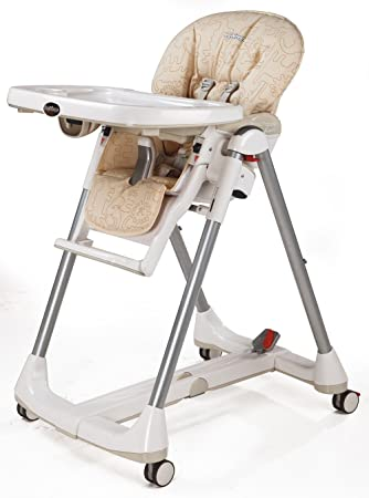 Enjoyable Peg Perego Prima Pappa Diner Savanna Beige Size One Size Caraccident5 Cool Chair Designs And Ideas Caraccident5Info