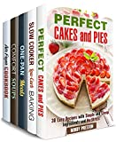 Taste of Comfort Box Set (5 in 1): Over 150 Cakes, Pies, Soups and Other Family Favorite Meals (Homemade Recipes)
