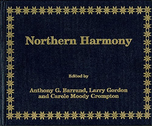 Northern Harmony: Plain Tunes, Fuging Tunes, and Anthems from the New England Singing School Traditions