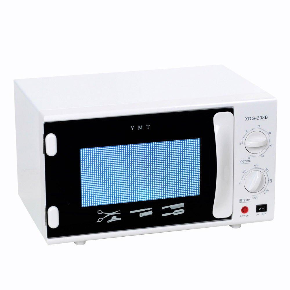 Triprel Inc Portable Adjustable Hot Towel Warmer UV Sterilizer Cabinet Beauty Salon Spa Facial - 12 Liter by Triprel Inc (Image #1)