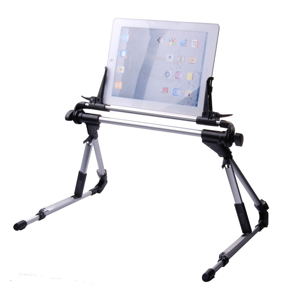 Amazon.com: Universal Tablet Bed Frame Holder Stand for iPad 1 2 3 4 ...