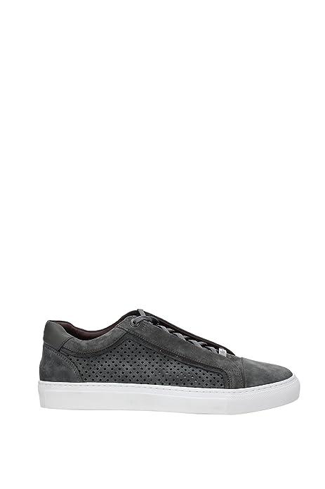 new concept d49a8 44284 Brioni Sneakers Uomo - (QYPH0LP57722933) EU: Amazon.it ...
