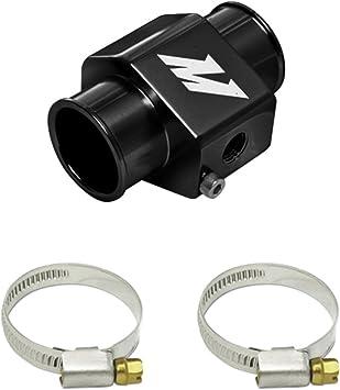 30MM, Silver Upgr8 Aluminum Water Temperature Sensor Adapter