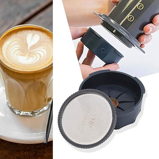 Filtro de café, 2 piezas/juego de filtros para cafeteras AeroPress ...