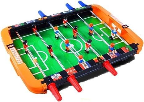 kimanli mesa Futbolín Mini juego de mesa clásicos table-portable ...