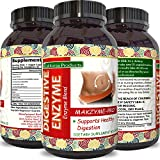 Digestive Enzymes Supplement for Men & Women – Pancreatin Digestive System Support Capsules – Amylase Lipase Protease Promotes Nutrient Absorption for Increased Energy Immunity & Weight Loss For Sale
