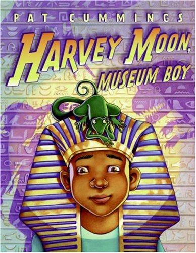 Read Online Harvey Moon, Museum Boy pdf
