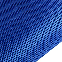 Mimgo Store Blue Speaker mesh Speaker grill Cloth Stereo Grille Fabric Dustproof Audio Cloth